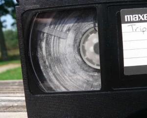 Mouldy VHS